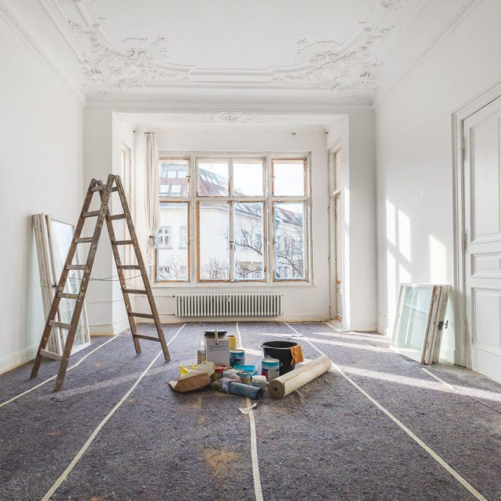 , Rénovation appartement