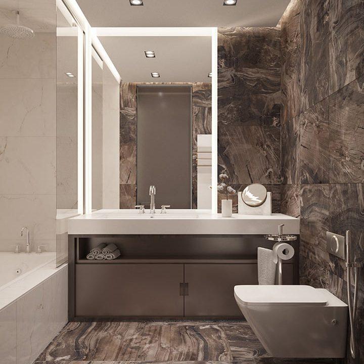 Salle de bain Menuiserie, Salle de bain